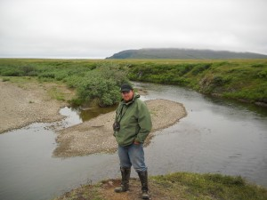 There is a lot of scenery in Nome.