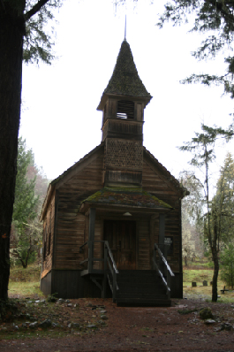 Golden Oregon Church