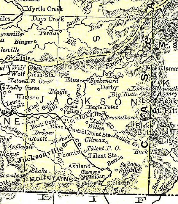 Early Jackson County