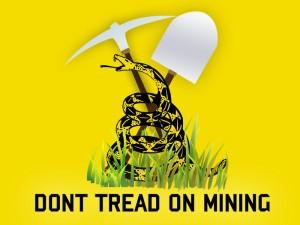 Miners Flag
